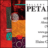Gallery Petalouth business card thumbnail